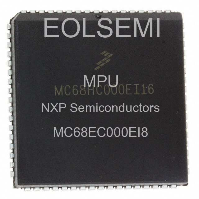 MC68EC000EI8 - NXP Semiconductors
