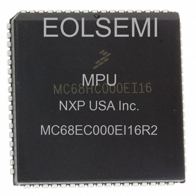 MC68EC000EI16R2 - NXP USA Inc.