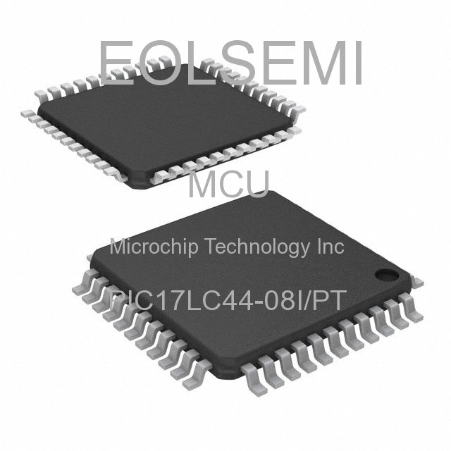 PIC17LC44-08I/PT - Microchip Technology Inc