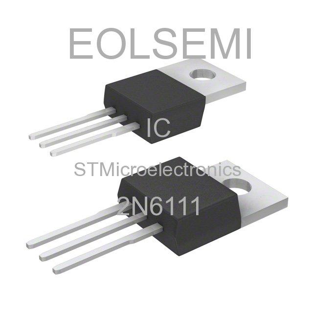2N6111 - STMicroelectronics - IC