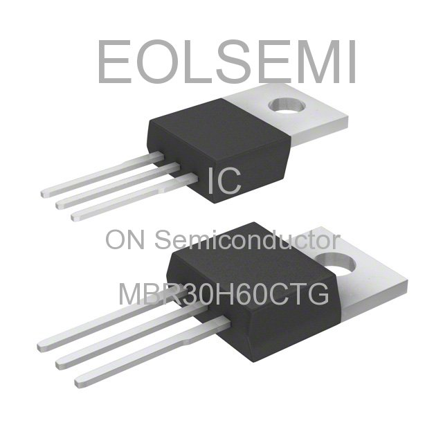 MBR30H60CTG - ON Semiconductor