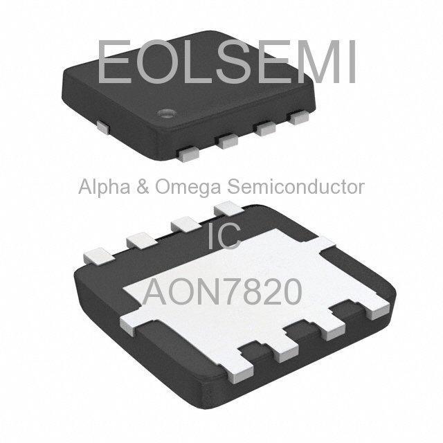 AON7820 - Alpha & Omega Semiconductor - IC