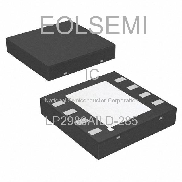 LP2989AILD-285 - National Semiconductor Corporation