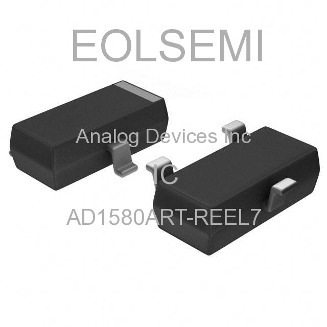 AD1580ART-REEL7 - Analog Devices Inc - IC