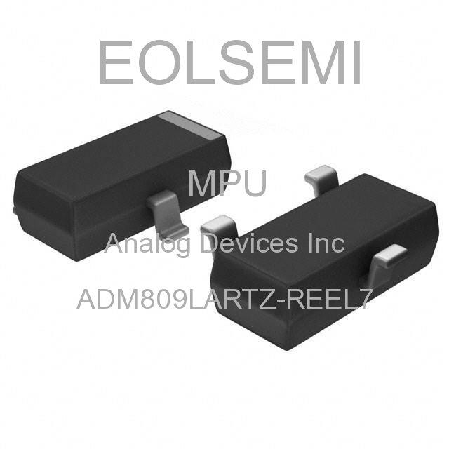 ADM809LARTZ-REEL7 - Analog Devices Inc