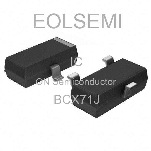 BCX71J - ON Semiconductor