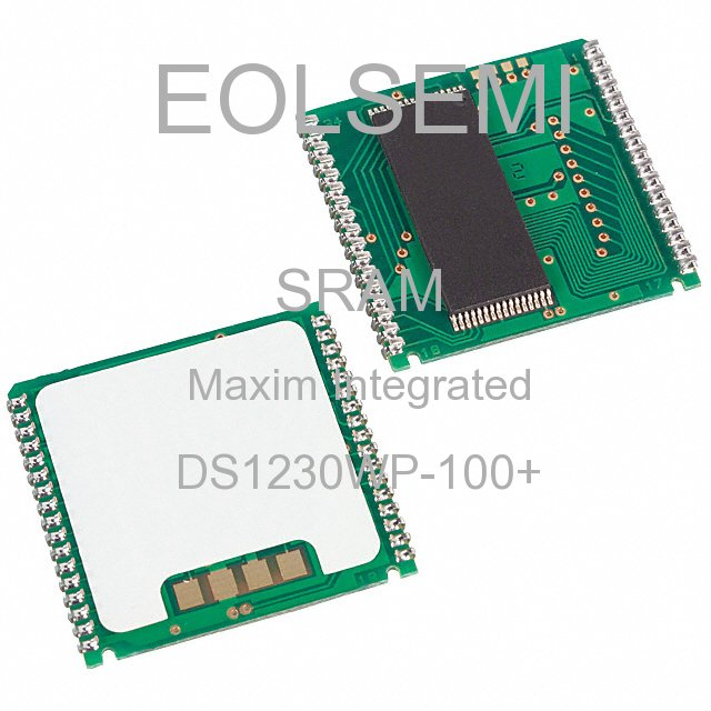 DS1230WP-100+ - Maxim Integrated