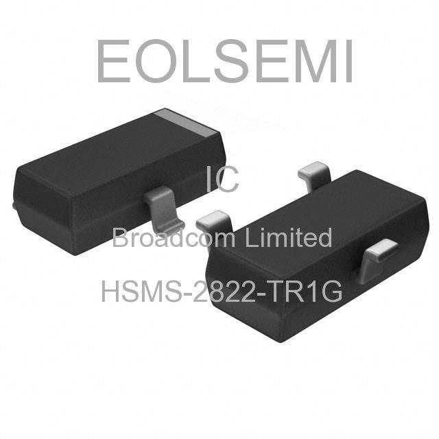 HSMS-2822-TR1G - Broadcom Limited