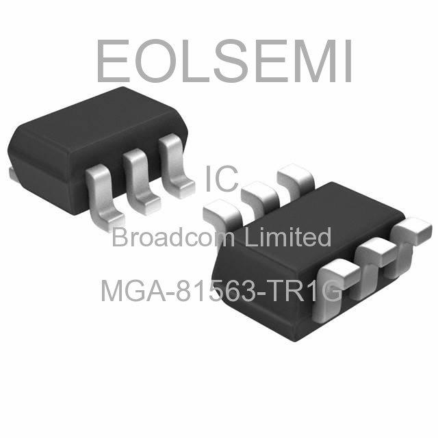 MGA-81563-TR1G - Broadcom Limited