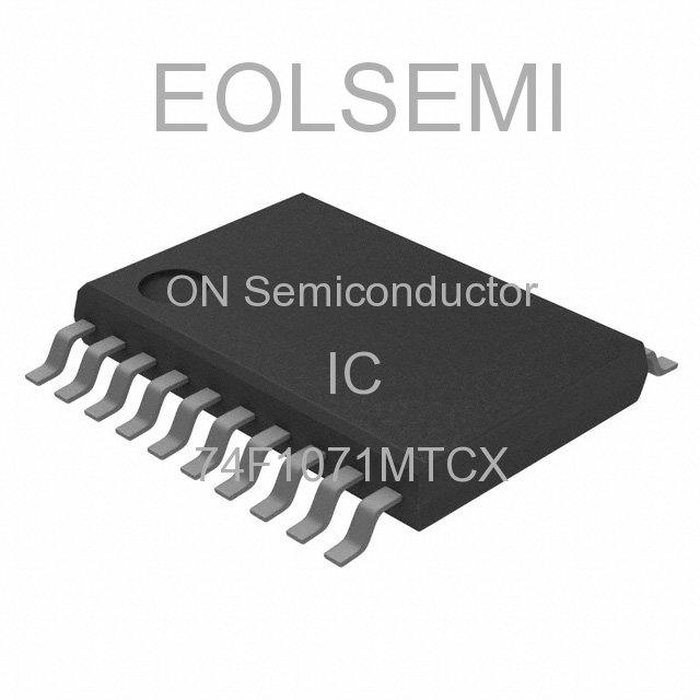 74F1071MTCX - ON Semiconductor - IC
