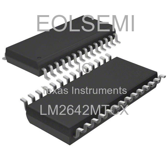 LM2642MTCX - Texas Instruments