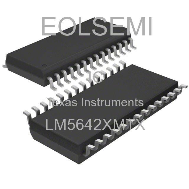LM5642XMTX - Texas Instruments