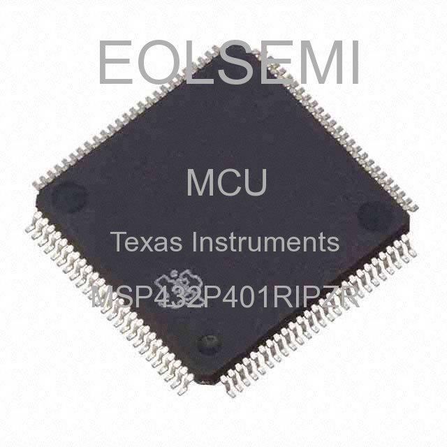 MSP432P401RIPZR - Texas Instruments