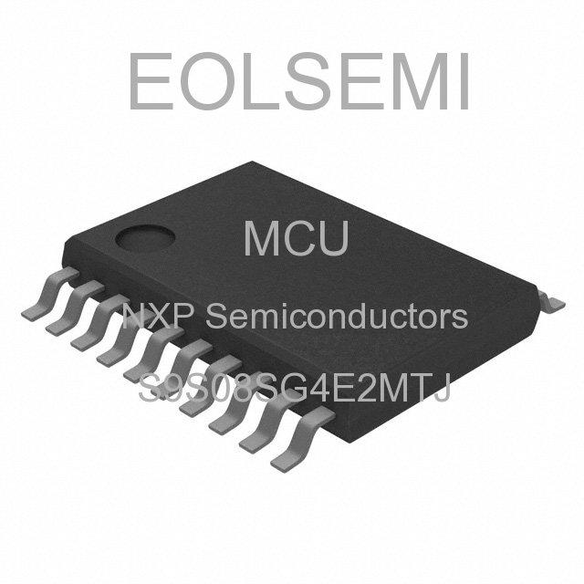 S9S08SG4E2MTJ - NXP Semiconductors