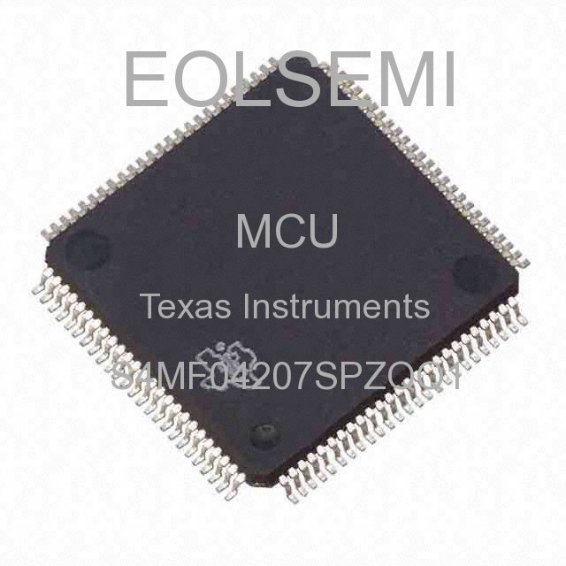 S4MF04207SPZQQ1 - Texas Instruments
