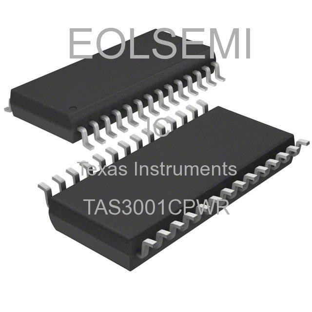 TAS3001CPWR - Texas Instruments