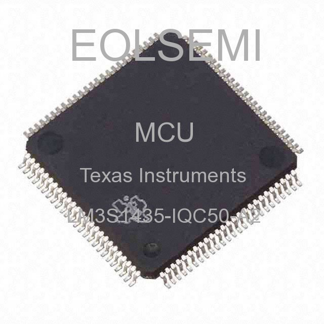 LM3S1435-IQC50-A2 - Texas Instruments
