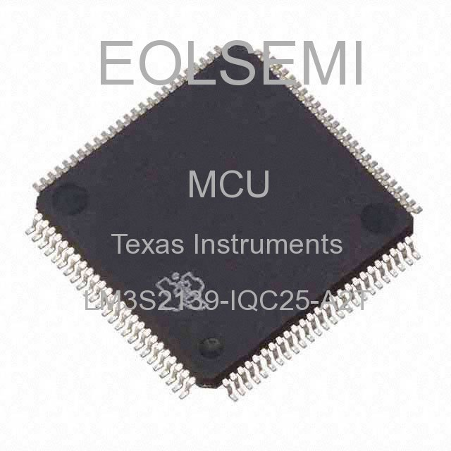 LM3S2139-IQC25-A2T - Texas Instruments