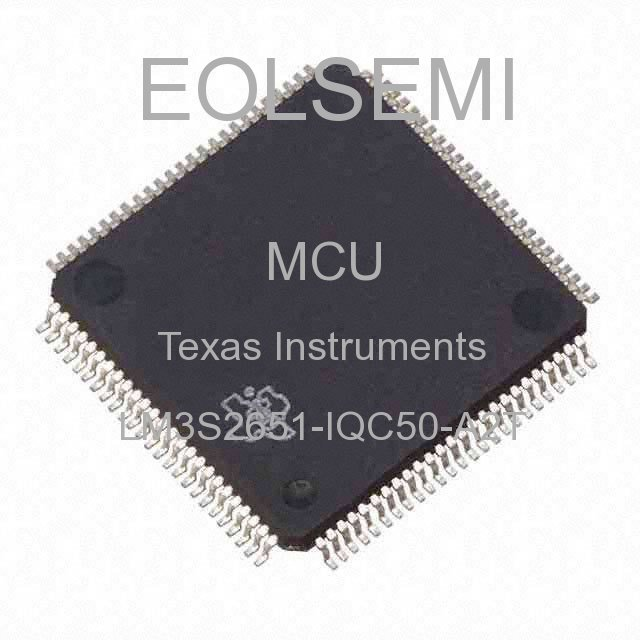 LM3S2651-IQC50-A2T - Texas Instruments