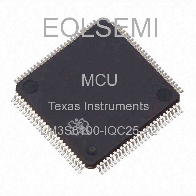 LM3S6100-IQC25-A2 - Texas Instruments