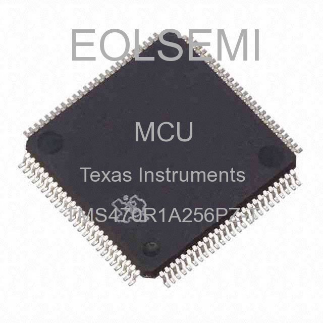 TMS470R1A256PZ-T - Texas Instruments