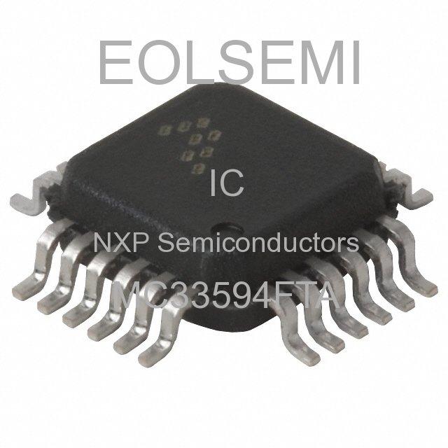 MC33594FTA - NXP Semiconductors