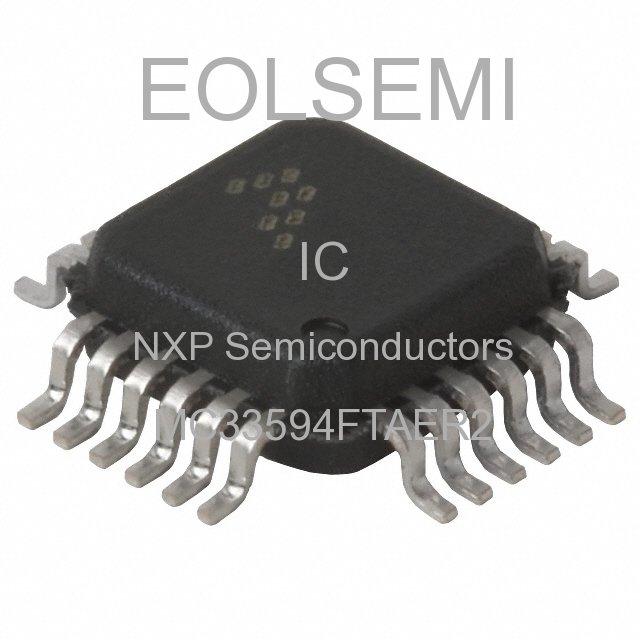 MC33594FTAER2 - NXP Semiconductors