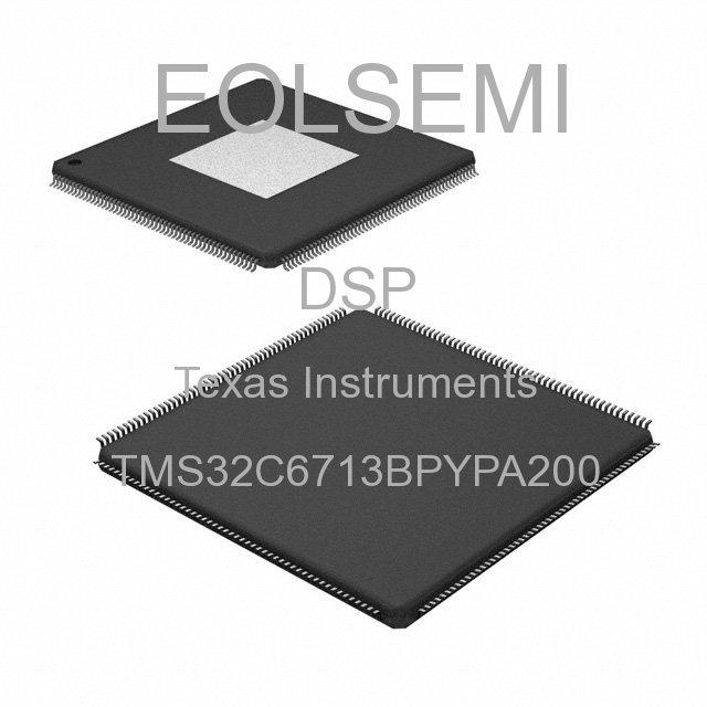 TMS32C6713BPYPA200 - Texas Instruments
