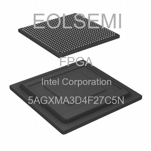 5AGXMA3D4F27C5N - Intel Corporation