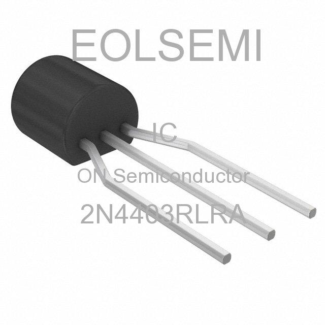 2N4403RLRA - ON Semiconductor -