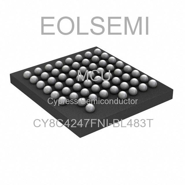 CY8C4247FNI-BL483T - Cypress Semiconductor