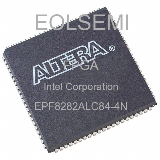 EPF8282ALC84-4N - Intel Corporation