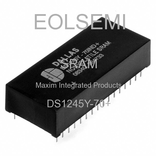 DS1245Y-70+ - Maxim Integrated Products