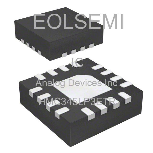 HMC345LP3ETR - Analog Devices Inc