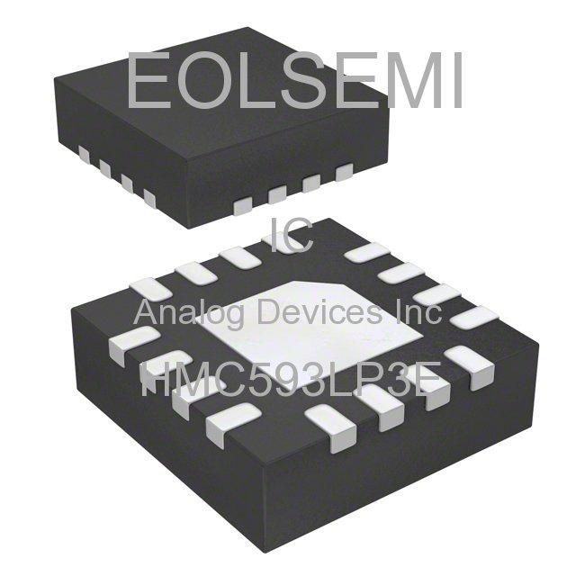 HMC593LP3E - Analog Devices Inc