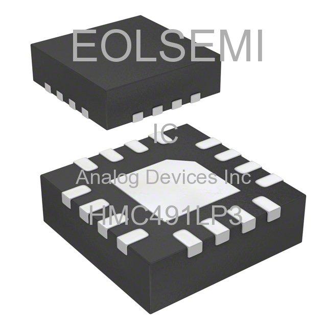 HMC491LP3 - Analog Devices Inc