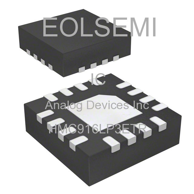 HMC916LP3ETR - Analog Devices Inc