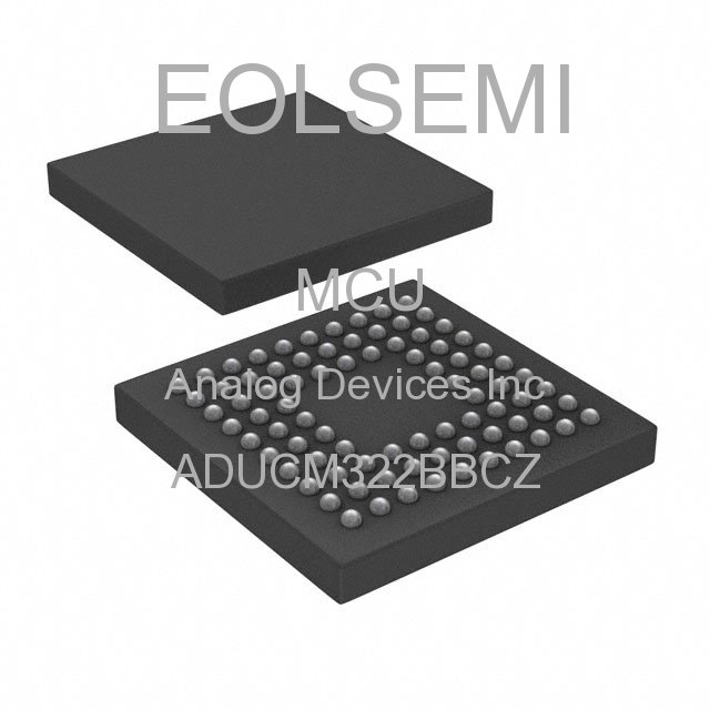 ADUCM322BBCZ - Analog Devices Inc