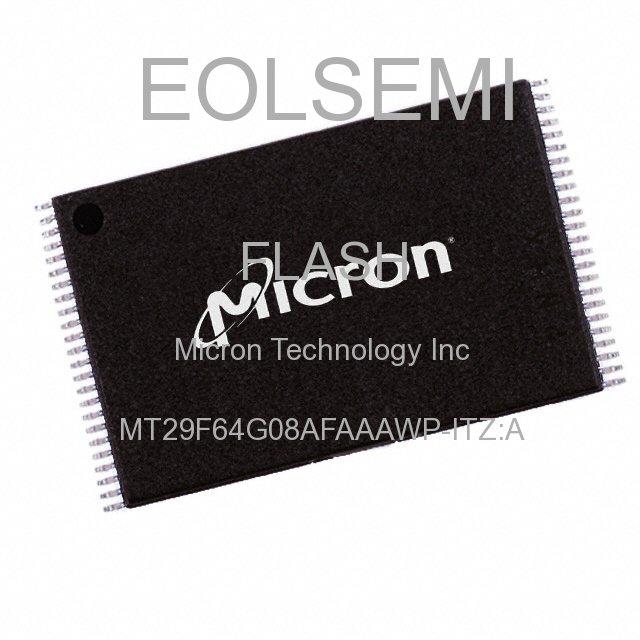 MT29F64G08AFAAAWP-ITZ:A - Micron Technology Inc
