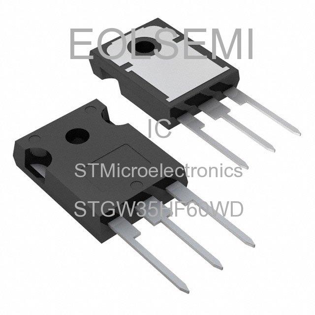 STGW35HF60WD - STMicroelectronics