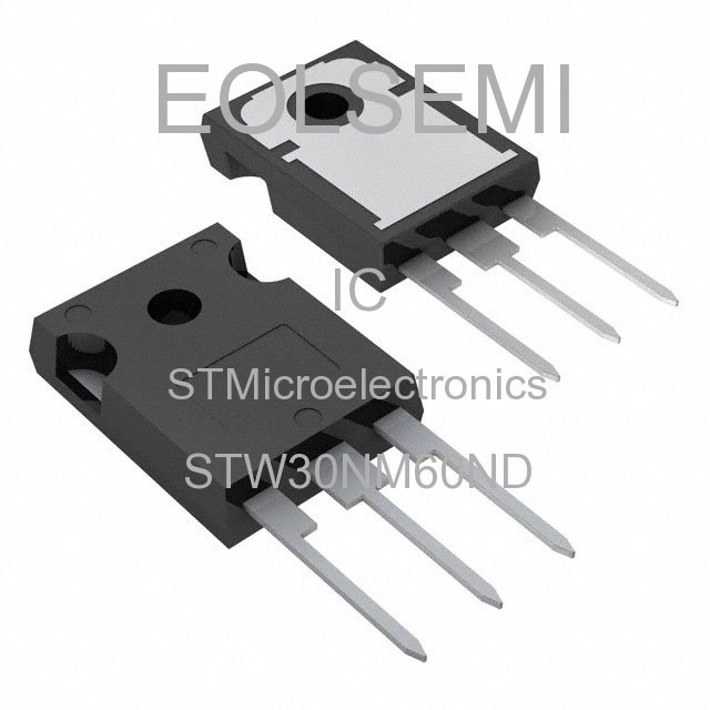 STW30NM60ND - STMicroelectronics
