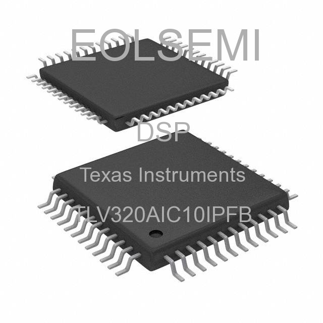 TLV320AIC10IPFB - Texas Instruments