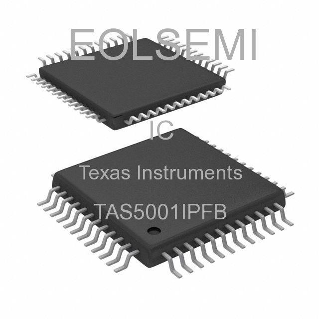 TAS5001IPFB - Texas Instruments