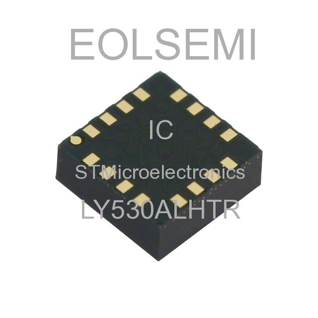 LY530ALHTR - STMicroelectronics