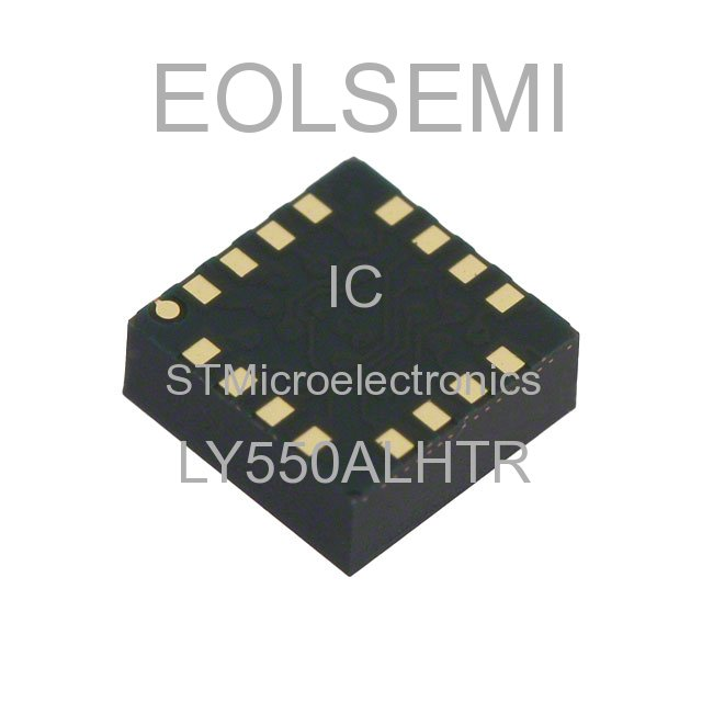 LY550ALHTR - STMicroelectronics
