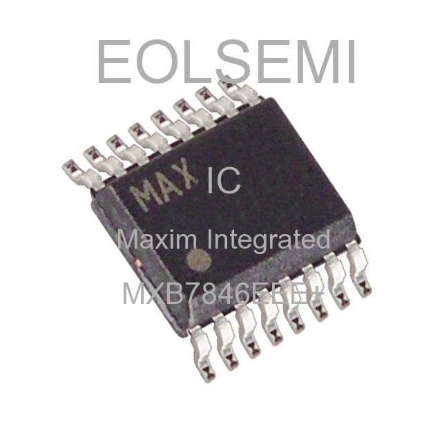 MXB7846EEE+ - Maxim Integrated