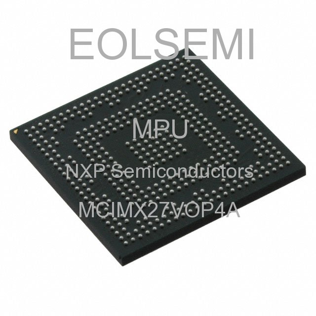 MCIMX27VOP4A - NXP Semiconductors