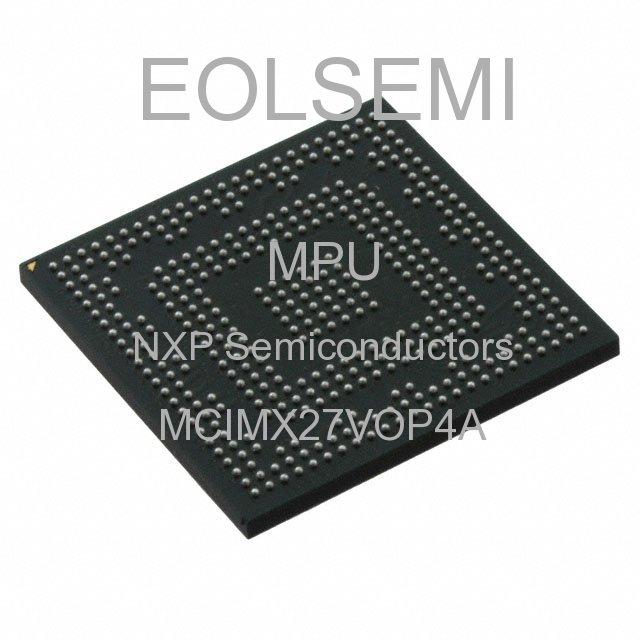 MCIMX27VOP4A - NXP Semiconductors