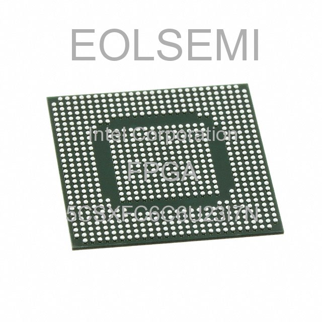 5CSXFC6C6U23I7N - Intel Corporation - FPGA