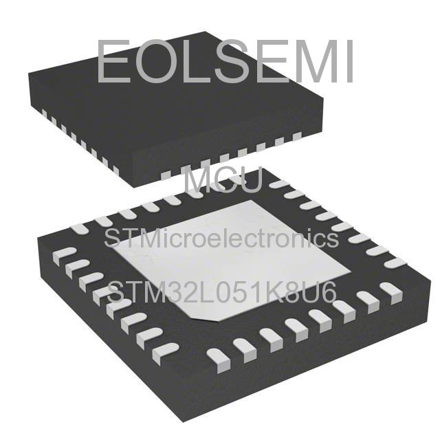 STM32L051K8U6 - STMicroelectronics